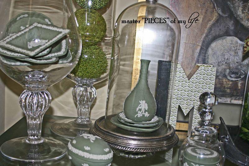 Glass cloche summer 6