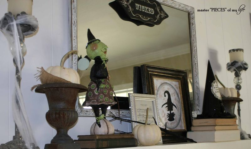 Halloween mantle2
