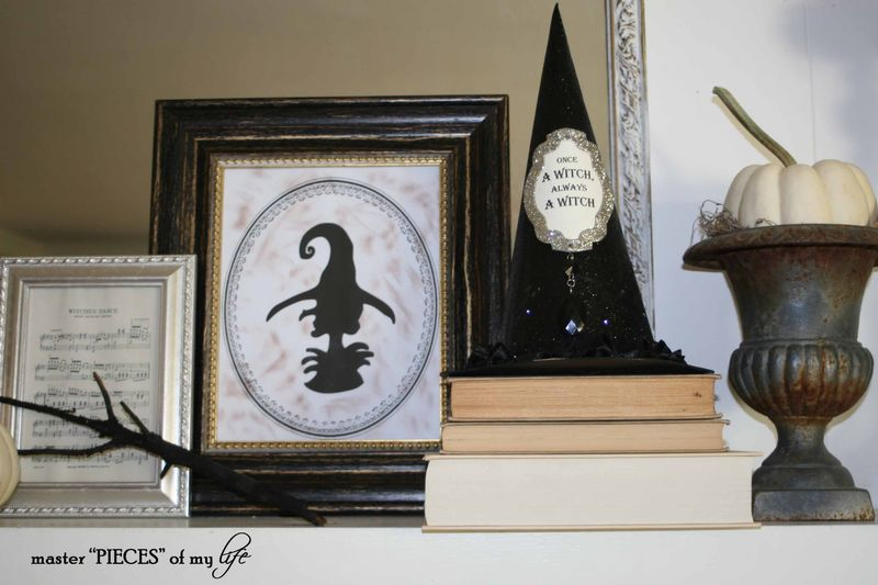 Halloween mantle4